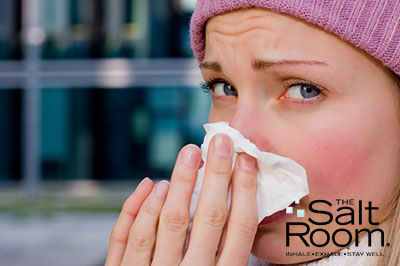 Cold and Flu natural remedies with salt in Woodbury The Salt Room Woodbury