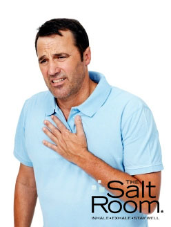 Coughing natural remedies with salt in Woodbury The Salt Room Woodbury