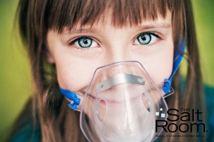 Cystic Fibrosis natural remedies with salt in Woodbury The Salt Room Woodbury