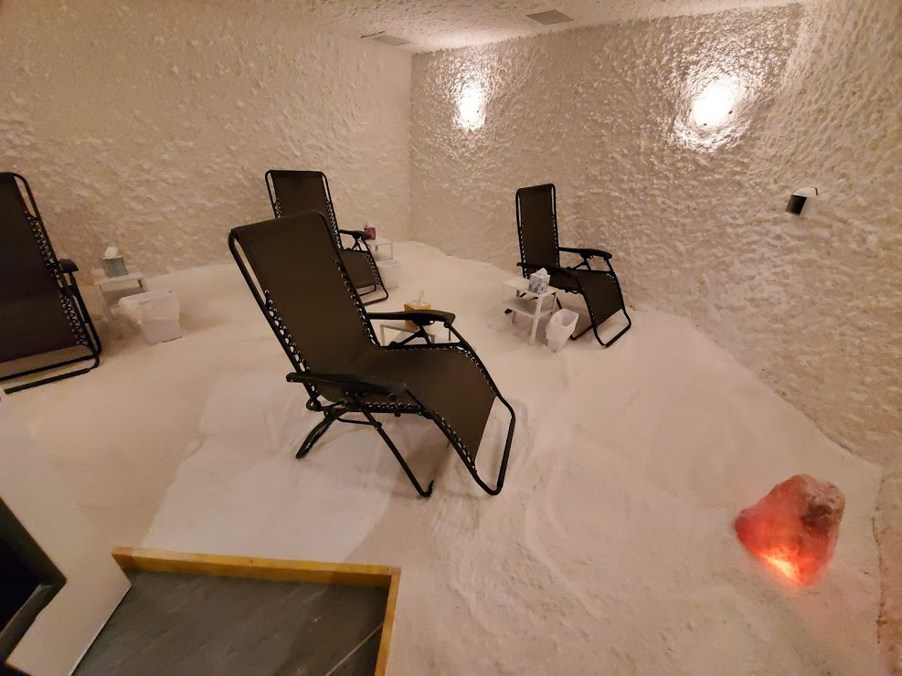 About Us | The Salt Room Woodbury | salt therapy